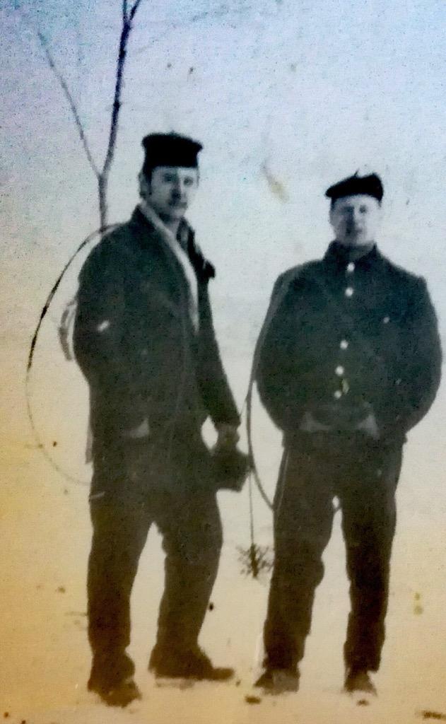 Két kéményseprő
