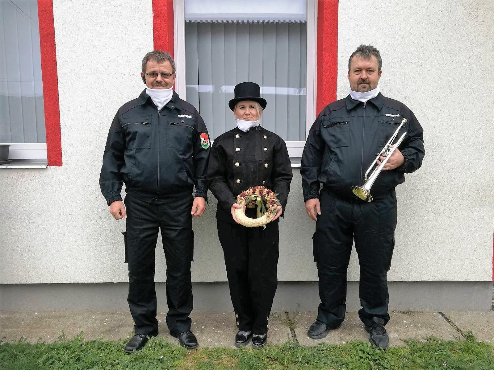 Három kéményseprő